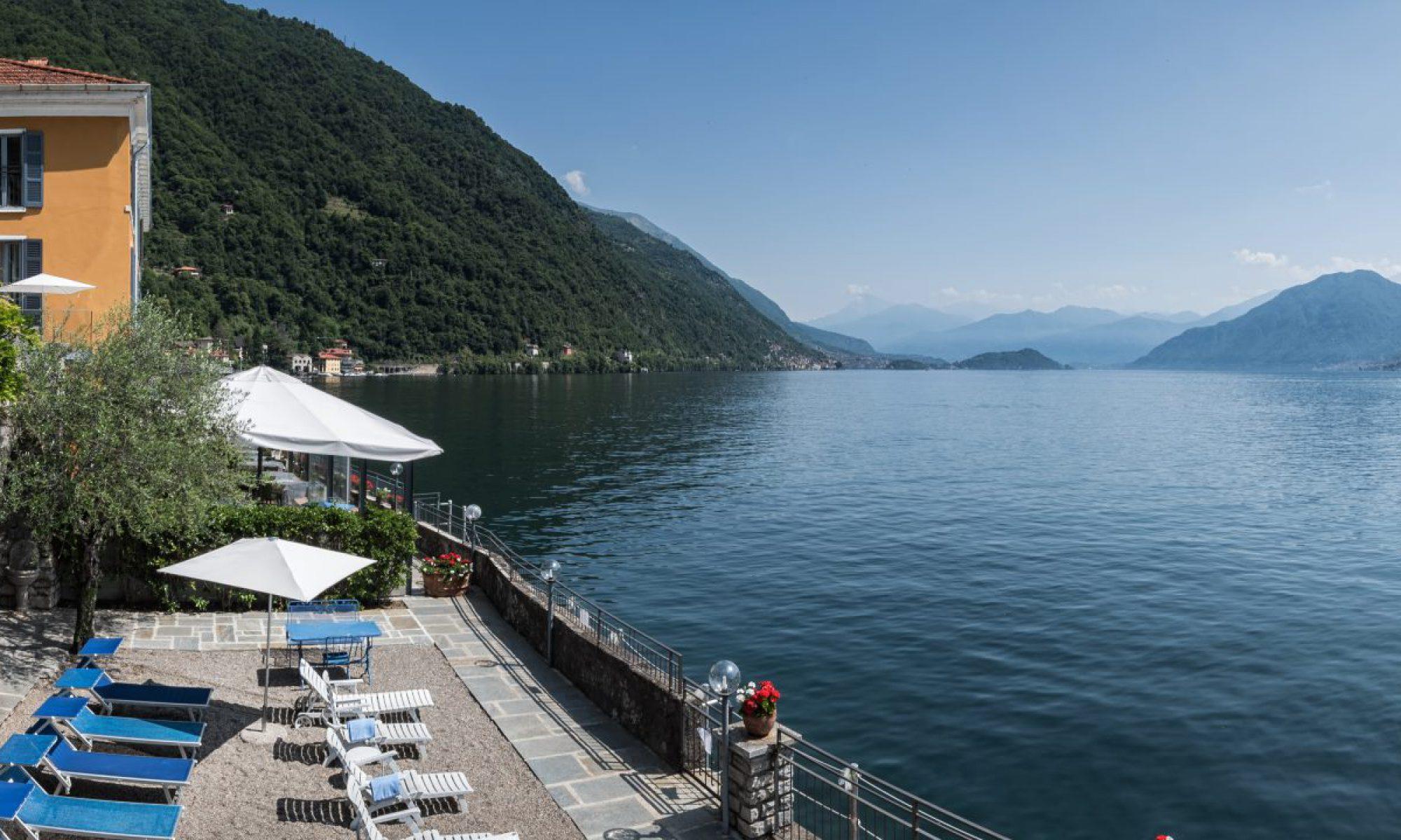 Villa Belvedere Como lake Relais