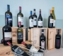 Un ampia carta di Vini Italiani