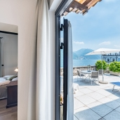 Servizio fotografico per Hotel Villa Belvedere di Argegno, lago di Como